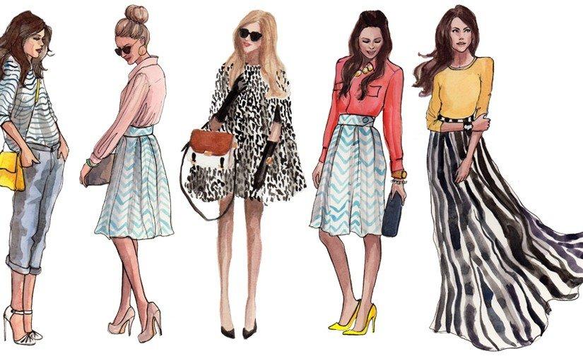 Sfaturi pentru a fi fashion, alegând un stil vintage