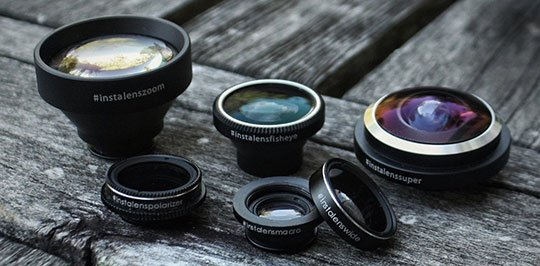 InstaLens Lenses