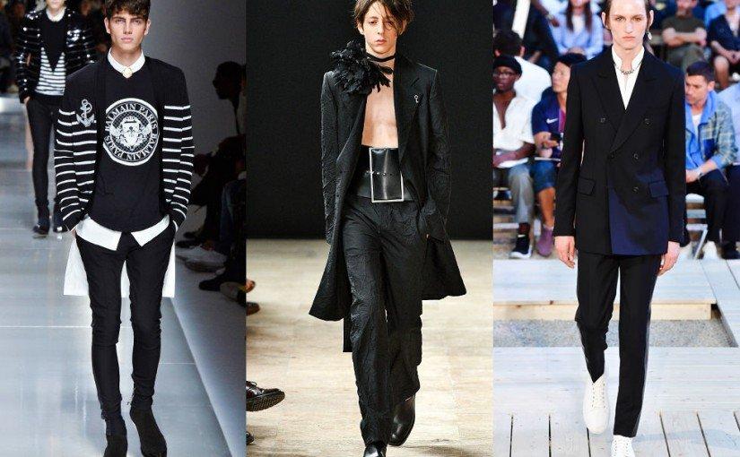 Moda 2018: ce poartă bărbații anul ce vine