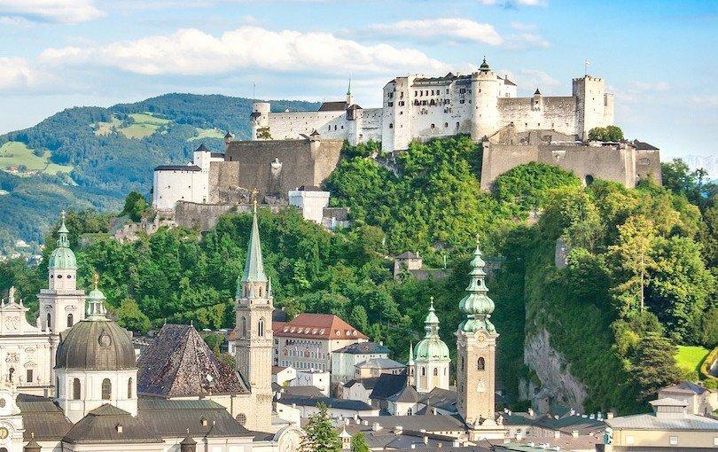 Top 5 atracții turistice din Austria