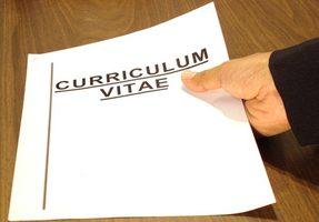 Cum sa redactezi un CV: instructiuni pas cu pas