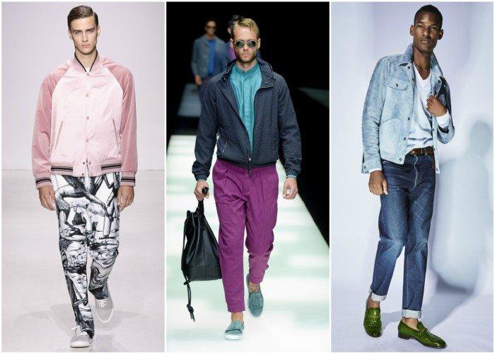 Obiecte vestimentare la moda pentru bărbați în 2018