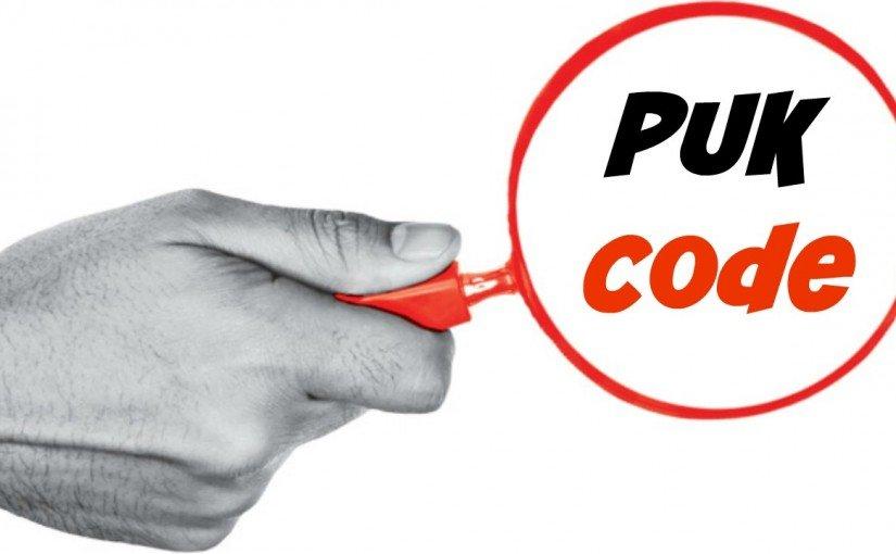 Cum aflam codul PUK pentru a debloca cartela SIM