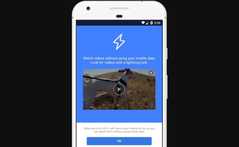 Facebook: Vizionati videoclipuri fara a utiliza datele dvs. mobile