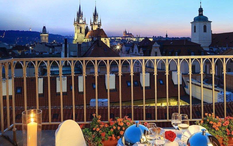 Unde sa stai in Praga – 6 hoteluri de top