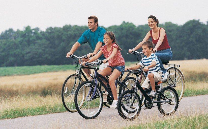 Beneficiile mersului pe bicicleta
