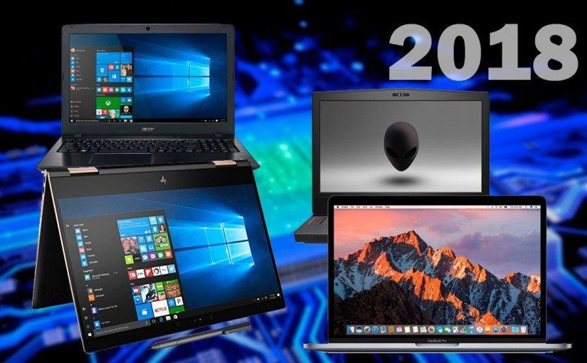Cele mai bune laptopuri din 2018